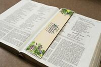 Logos Bookmark - Strength and Dignity Proverbs 31:25