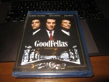 GoodFellas Blu-Ray New Sealed Bin Free Ship