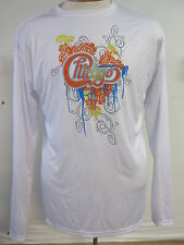 NEW - CHICAGO BAND / CONCERT / MUSIC LONG SLEEVE T-SHIRT LARGE