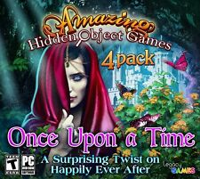Amazing Hidden Object Games Once Upon A Time PC Games Windows 10 8 7 XP Computer