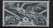 Martinique Scott #C3, Single 1946 Complete Set FVF MH
