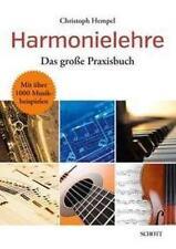Harmonielehre von Christoph Hempel (2014, Taschenbuch)