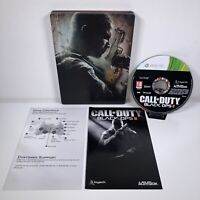 Call Of Duty Black Ops 2 II Steelbook For Xbox 360 FAST DISPATCH FREE POST