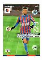 Panini Fußball Adrenalyn 2015/2016 Nicolas BENEZET Stadion Malherbe Caen A5336