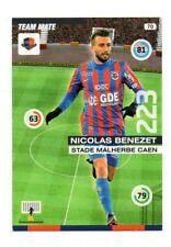 Panini Foot Adrenalyn 2015/2016 Nicolas BENEZET Stadium Malherbe Caen A5336