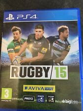 PS4 Game Rugby 2015