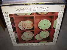 ANANTA wheels of time ( rock ) SEALED NEW PROMO