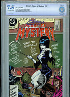 Elvira's House of Mystery #10 DC Comics CBCS 7.5  1986 Amricons