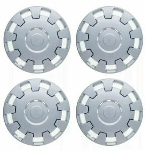 "New 15"" Wheel trims /Hub Caps fits RENAULT LAGUNA,MODUS,KANGOO,MEGANE- set of 4"