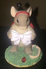 "Charming Tails Figurine ""You're My Inspiration"" Ladybug 89/123 Fritz & Floyd"