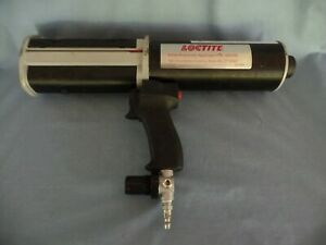 LOCTITE 400 ml Pneumatic Applicator 2 part P/N 983439 pre owned Works