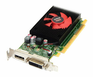 Dell 0HCPMK AMD Radeon R5 340 2GB DVI-I/Display Port Low Profile Graphics Card