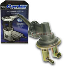 Carter Fuel Pump for 1983-1994 Ford F-350 6.9L 7.3L V8 - Mechanical Gas xi