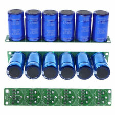 6pcs Farad Capacitor Module 2.7V 500F Super Capacitor With Protection Board