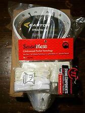 U STRING-Easton Stealth US UNSTRUNG Lacrosse Head w/ Semi Soft Mesh & String Kit