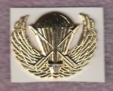 US Army Special Forces Group Airborne para beret badge proposed design 1970's