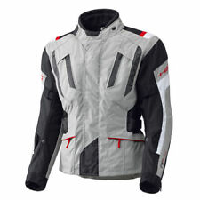 Blousons gris textiles résistant à l'eau pour motocyclette