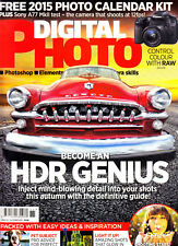Digital Photo magazine with   Sony A77 MKII  & Panasonic FZ1000  tested Nov 2014