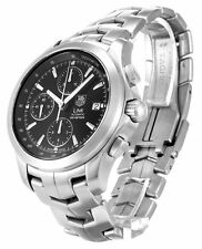 TAG Heuer Stainless Steel Strap Swiss Made Wristwatches