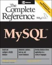MySql[Tm]: The Complete Reference Vikram Vaswani Good