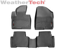 WeatherTech DigitalFit FloorLiner for Hyundai Santa Fe Sport- 2013-2017 - Black