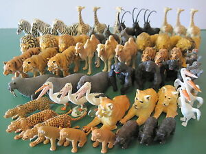 BRITAINS 1970's Plastic Zoo Animals: CHOOSE ANY @ £1.99 each
