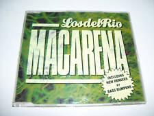 LOS DEL RIO -  MACARENA 5tr. CD MAXI EU 1996