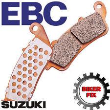 Suzuki Gsf 1200 k6/ak6 06 mejorado Ebc Trasera Freno De Disco almohadillas Fa174hh