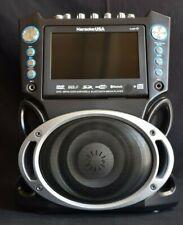 Karaoke Usa Gf842 Dvd/Cdg/Mp3G Bluetooth Speaker Karaoke System Media Player