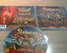 SABATON COAT OF ARMS Power Metal Civil War Powerwolf Grave Digger Battle Beast