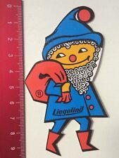 Aufkleber/Sticker: Liegelind - Sandmann (230316141)