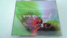 "GOLDIE ""RING OF SATURN"" CD SINGLE 2 TRACKS RARE"