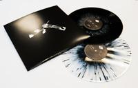 NOTHING,NOWHERE.-REAPER X RUINER BLK/WHT Splatter vinyl 2x LP Records