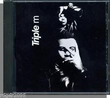 Triple M - Triple M - New 1991, 10 Song A&M Promo Rap CD!