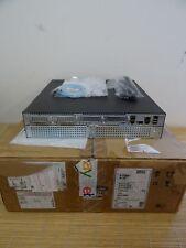 NEU Cisco C2921-VSEC/K9 Voice + Security Router ISR2 UC SEC DATA  NEW OPEN BOX