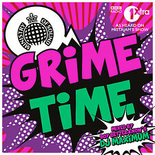 Grime Time CD UK 2016 1stclasspost Ministry of Sound IBIZA Anthems