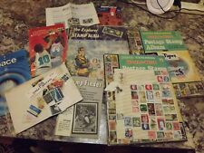 Vintage Stamp collection Preowned