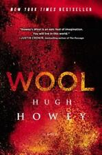 Wool Hugh Howey US Hardcover