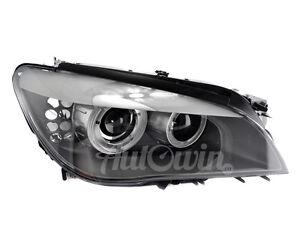 BMW 7 SERIES F01 F02 F04 XENON HEADLIGHT RIGHT SIDE GENUINE OEM NEW