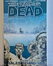 THE WALKING DEAD VOL 2, MILES BEHIND US, SOFT COVER