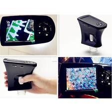 "2.7"" LCD 500X Notebook Digital Microscope 5MP HD PC USB Camera Video Recorder"