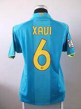 Xavi #6 Barcelona Lejos Camiseta De Fútbol Jersey 2007/08 (M)
