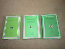 Select Papyri 3 Volumes Loeb Classical Library