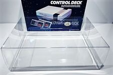 1 Console Box Protector For NES CONTROL DECK / CHALLENGE SET  Nintendo Boxes