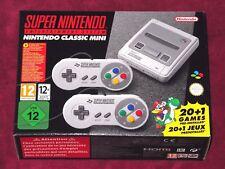 Nueva SUPER NINTENDO CLASSIC MINI SNES HD consola! 21 Juegos!