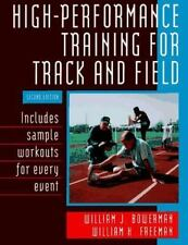 High-Performance Training for Track and Field-2nd Edition