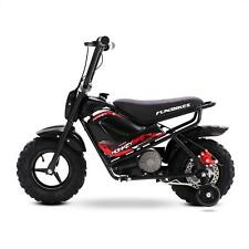 Kids Electric Mini Motorbike Monkey Bike 43cm Black 250w
