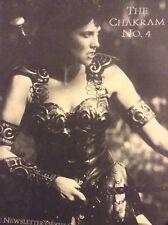The Chakram Magazine Xena The Warrior Princess No.4 1998 031118nonrh
