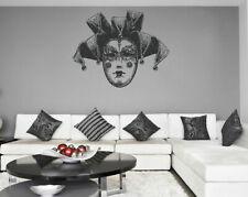 ik1188 Wall Decal Sticker Venetian mask Venice Carnival bedroom