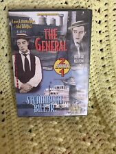 The General / Steamboat Bill Jr. New Sealed